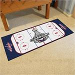 Washington Capitals 2018 Stanley Cup Champions Rink Runner Mat