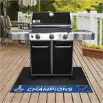 St. Louis Blues  2019 Stanley Cup Champions Grill Mat