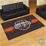 Tampa Bay Buccaneers Super Bowl LV Champions 5'x8' Plush Area Rug
