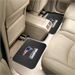 New England Patriots Super Bowl LIII Champions Utility Mat Set