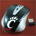 Cincinnati Bearcats Wireless Mouse