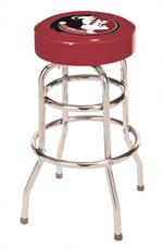 Florida State Seminoles Bar Stool