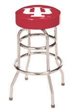 Indiana Hoosiers Bar Stool