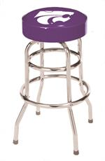 Kansas State Wildcats Bar Stool