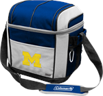 Michigan Wolverines 24 Can Soft Sided Cooler