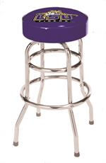 LSU Tigers Bar Stool