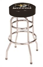 Missouri Tigers Bar Stool