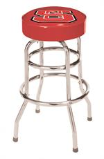 North Carolina State Bar Stool