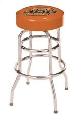 Oklahoma State Cowboys Bar Stool