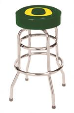 Oregon Ducks Bar Stool