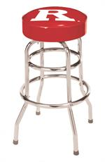 Rutgers Scarlet Knights Bar Stool