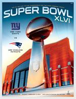 Official Super Bowl XLVI Program