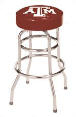 Texas A&M Bar Stool