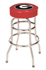 Georgia Bulldogs Bar Stool