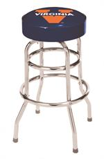Virginia Cavaliers Bar Stool